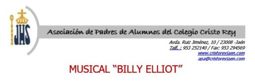Circular musical «Billy Elliot»