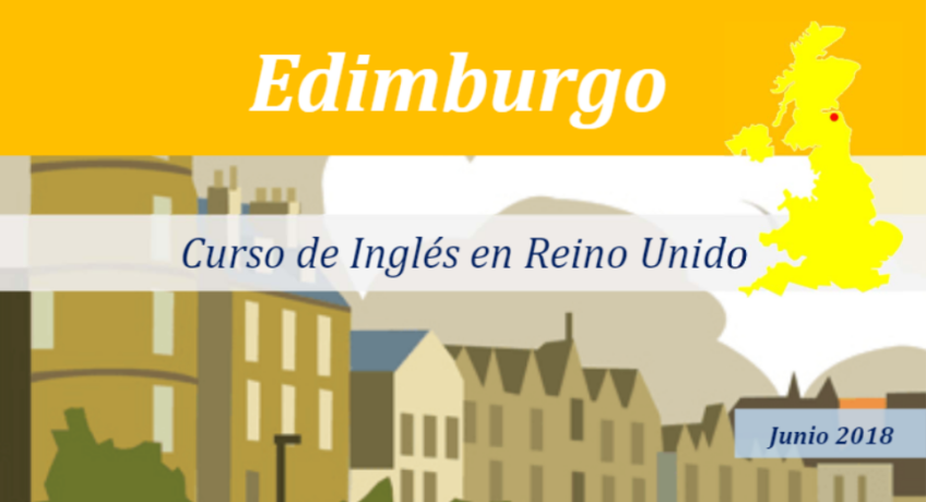Curso en Edimburgo. Alumnos de ESO