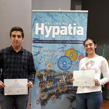 Ganadores concurso Matemáticas UJA