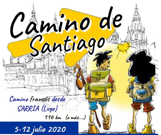 Circular Camino de Santiago